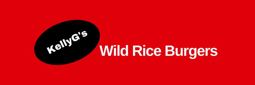 KellyG's Wild Rice Burgers